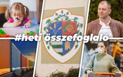 Koronavírus, Dunaharaszti költségvetése, piaci tolvaj, Budapest-Belgrád vasútfejlesztés – mindez a heti hírösszefoglalóban