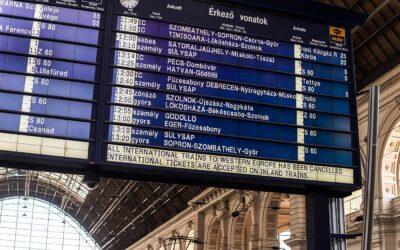 Itt a tömegközlekedés ünnepi menetrendje