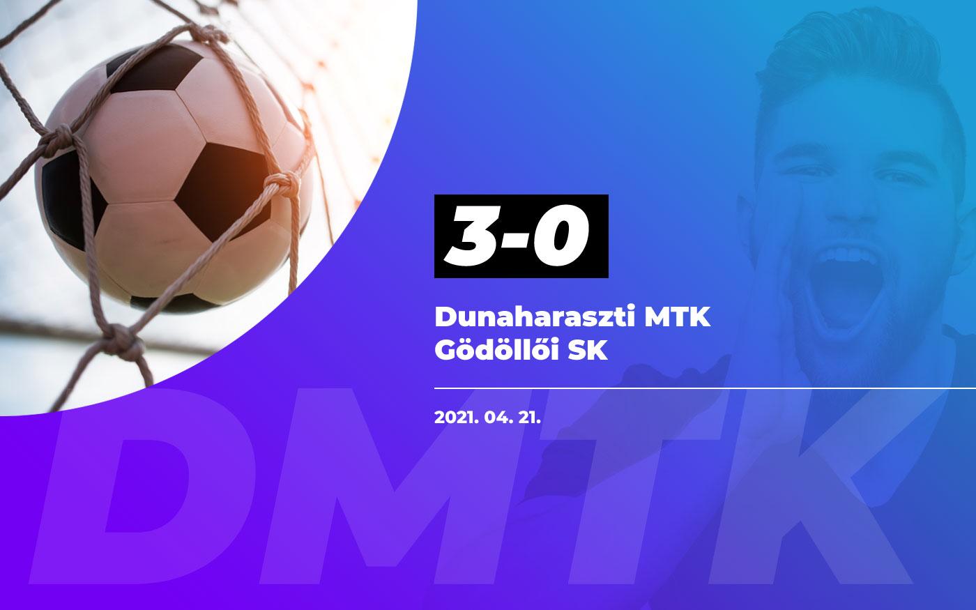 Ismét nyert a DMTK!