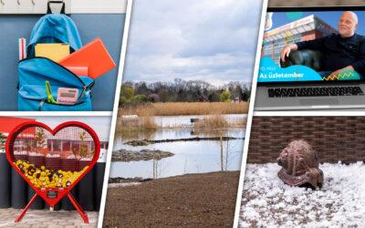 Újranyitó boltok, film az üzletemberről, bolond időjárás – heti hírösszefoglaló Dunaharasztiról