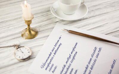 A magyar költészet napja van