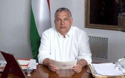 Orbán: holnaptól nyithatnak az üzletek!