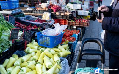 Igazi tavaszi piac Dunaharasztin