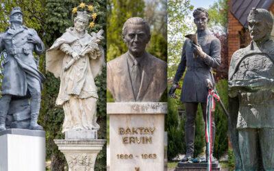 Titkok és szobrok – elfeledett történetek Dunaharasztin