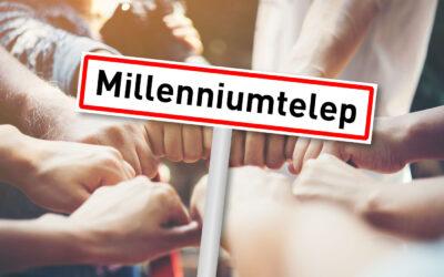 Megalakult a Millenniumtelepért Egyesület