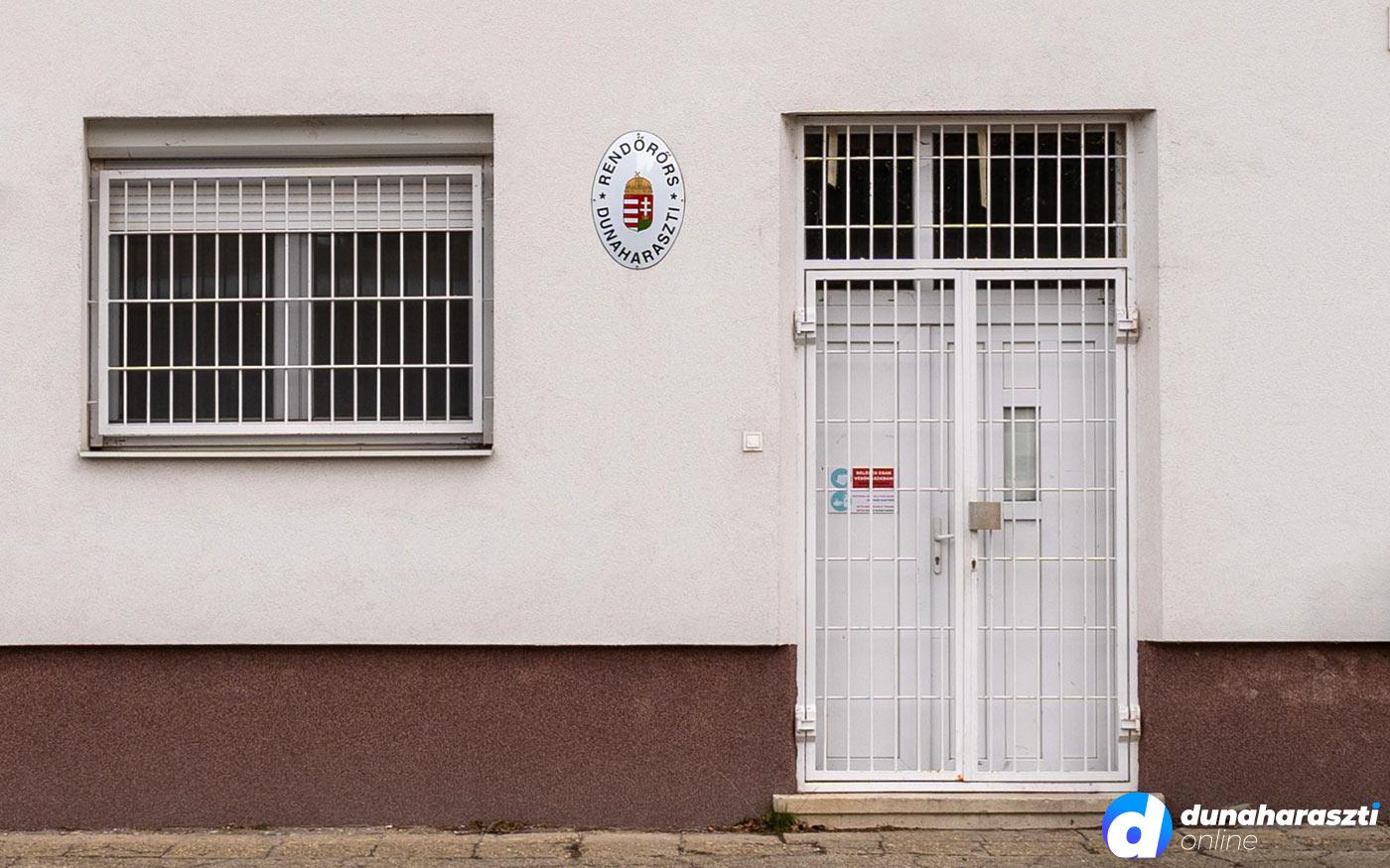 Növelné a közterületi jelenlétet Dunaharasztin a rendőrség