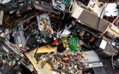 Elektronikai hulladék- és papírgyűjtés a Kőrösiben