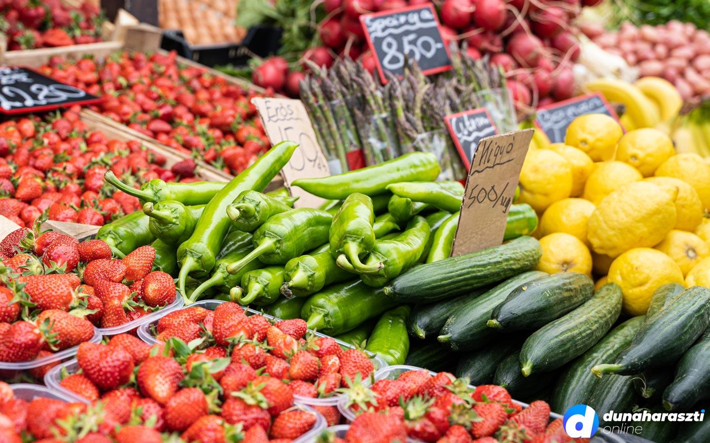 Piaci árak Dunaharasztiról