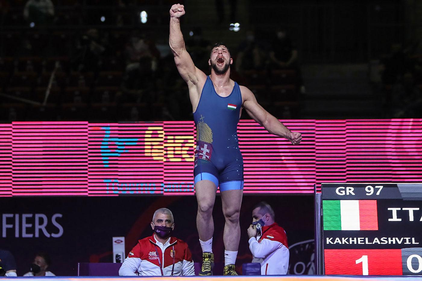 Soroksári sportoló is ott lesz az olimpián
