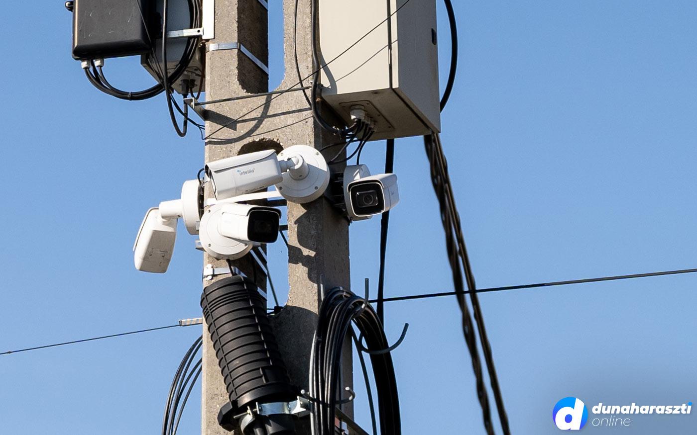 Kamerarendszer növeli Dunaharaszti biztonságát – itt vannak a helyszínek