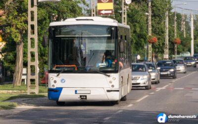 Májusban is ingyenes marad Dunaharaszti helyi buszközlekedése