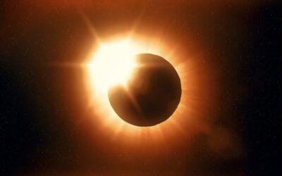 Ma gyűrűs napfogyatkozás