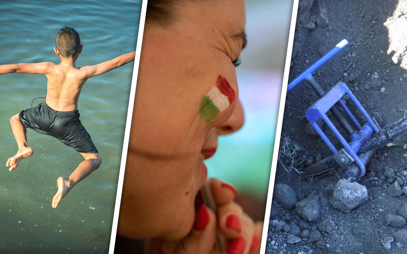 Vakáció, foci EB, olajszennyezés – heti hírösszefoglaló