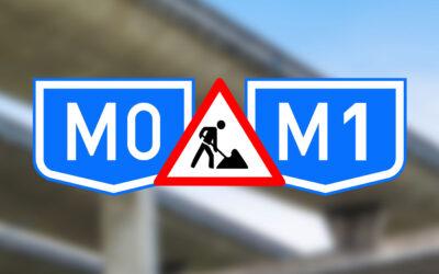 NIF: jövő szerdától lezárják a hárosi Duna-híd északi hídját felújítás miatt