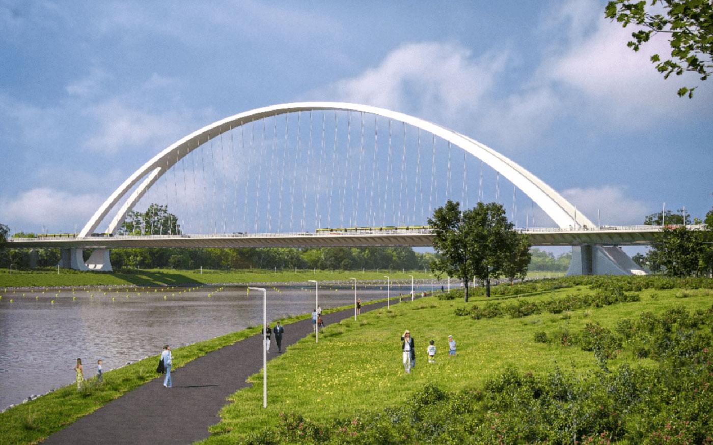 Híd épül a soroksári Duna-ág fölé is
