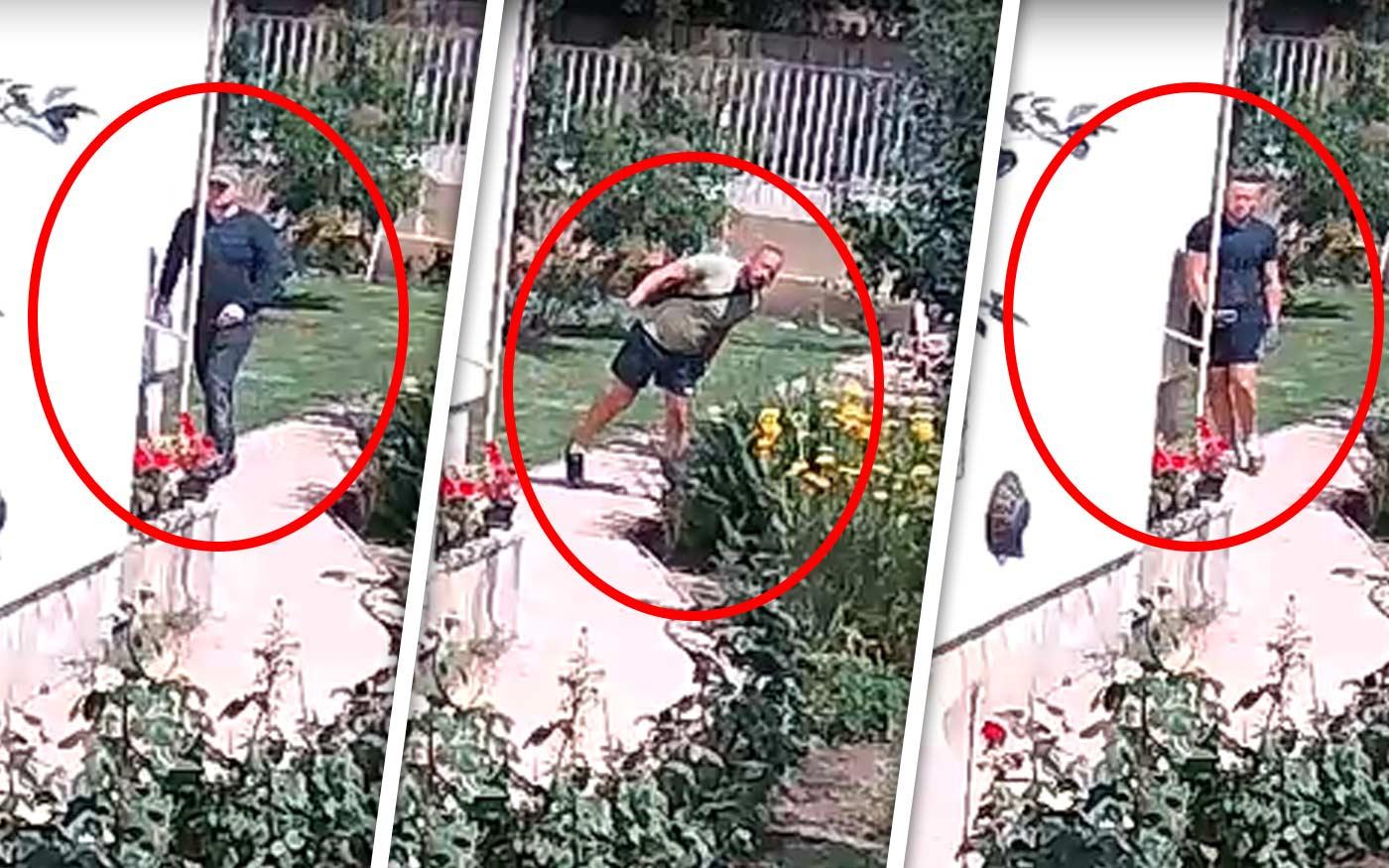 Besurranó tolvajokat keresnek Dunaharasztin