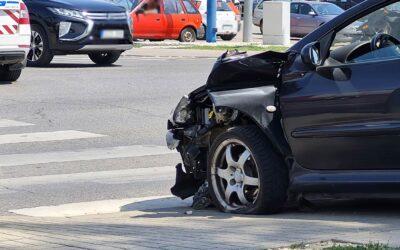 Két autó ütközött a Némedi úton!