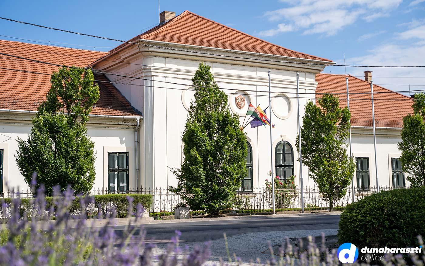 Négy témát tárgyalt Dunaharaszti képviselő-testülete