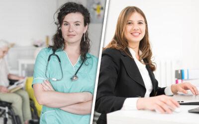 A gyógyításban és a hivatalokban dolgozók ünnepelnek ma