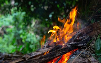 Ismét országos a tűzgyújtási tilalom