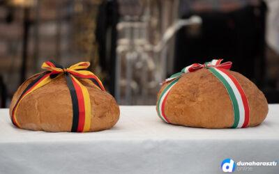 Augusztus 20. – sváb kenyérszentelés