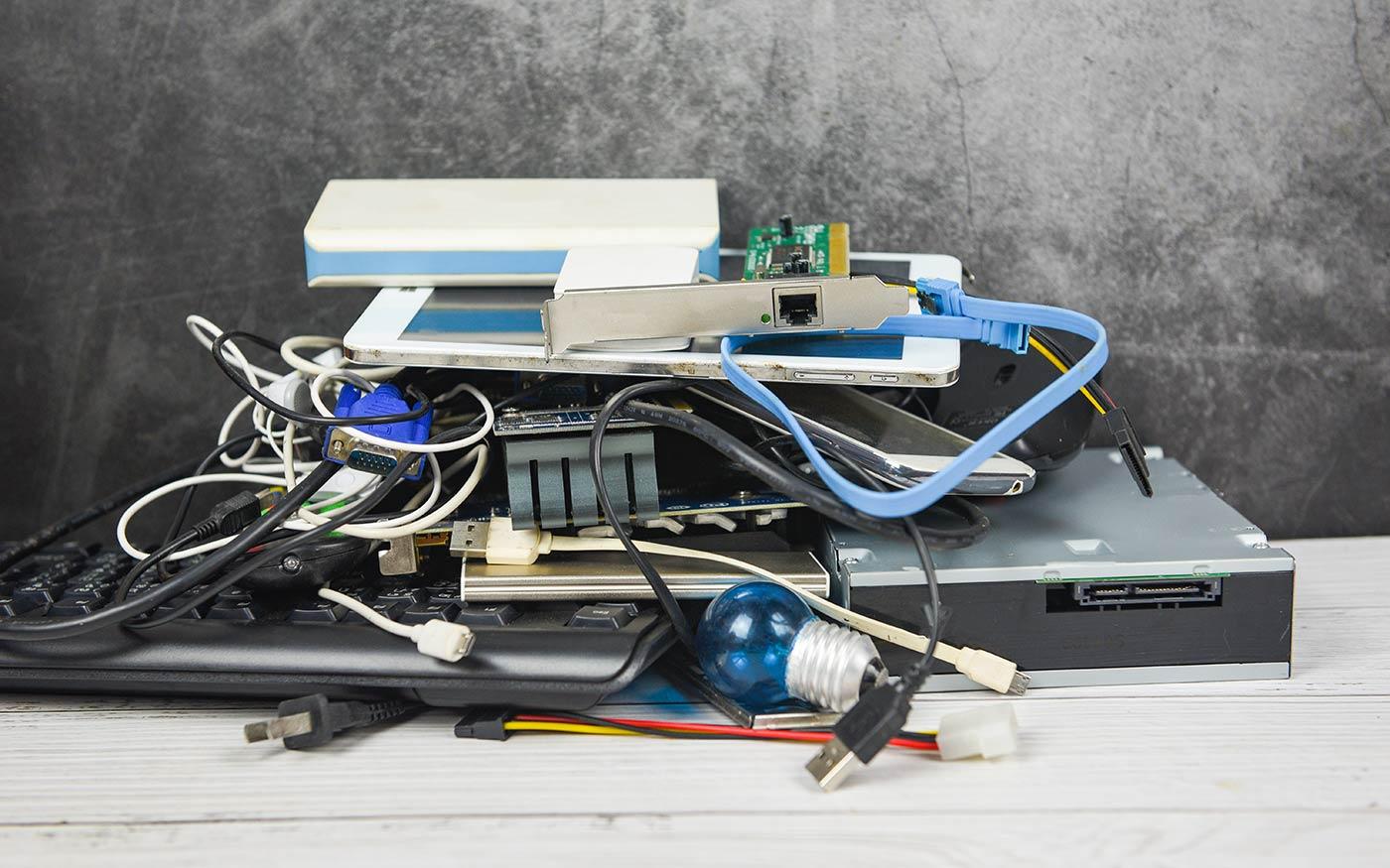 Ismét elektronikai hulladékgyűjtés a Kőrösiben