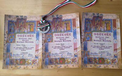Egy hétvégén két Országos Bajnokságon álltak helyt a haraszti íjászok