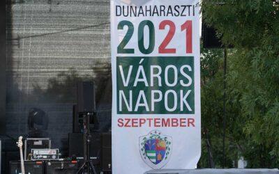 Megkezdődött a Városnapok Dunaharasztin