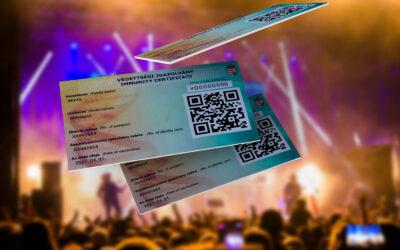 A Dunaharaszti Városnapok néhány rendezvényéhez kell a védettségi kártya!