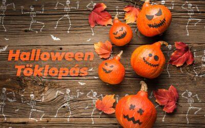 """Ismét """"Töklopó Halloween Buli"""""""