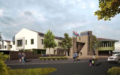 Nemzetgazdasági szempontból kiemelt jelentőségű lett a Dunaharaszti iskolaépítés