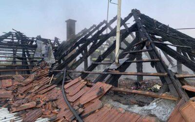 Leégett a ház – segítséget kér a dunavarsányi család