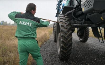 Tiszta kerekeket kérnek a gazdáktól!